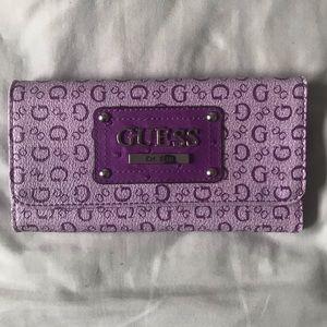 Guess Tri-fold Wallet